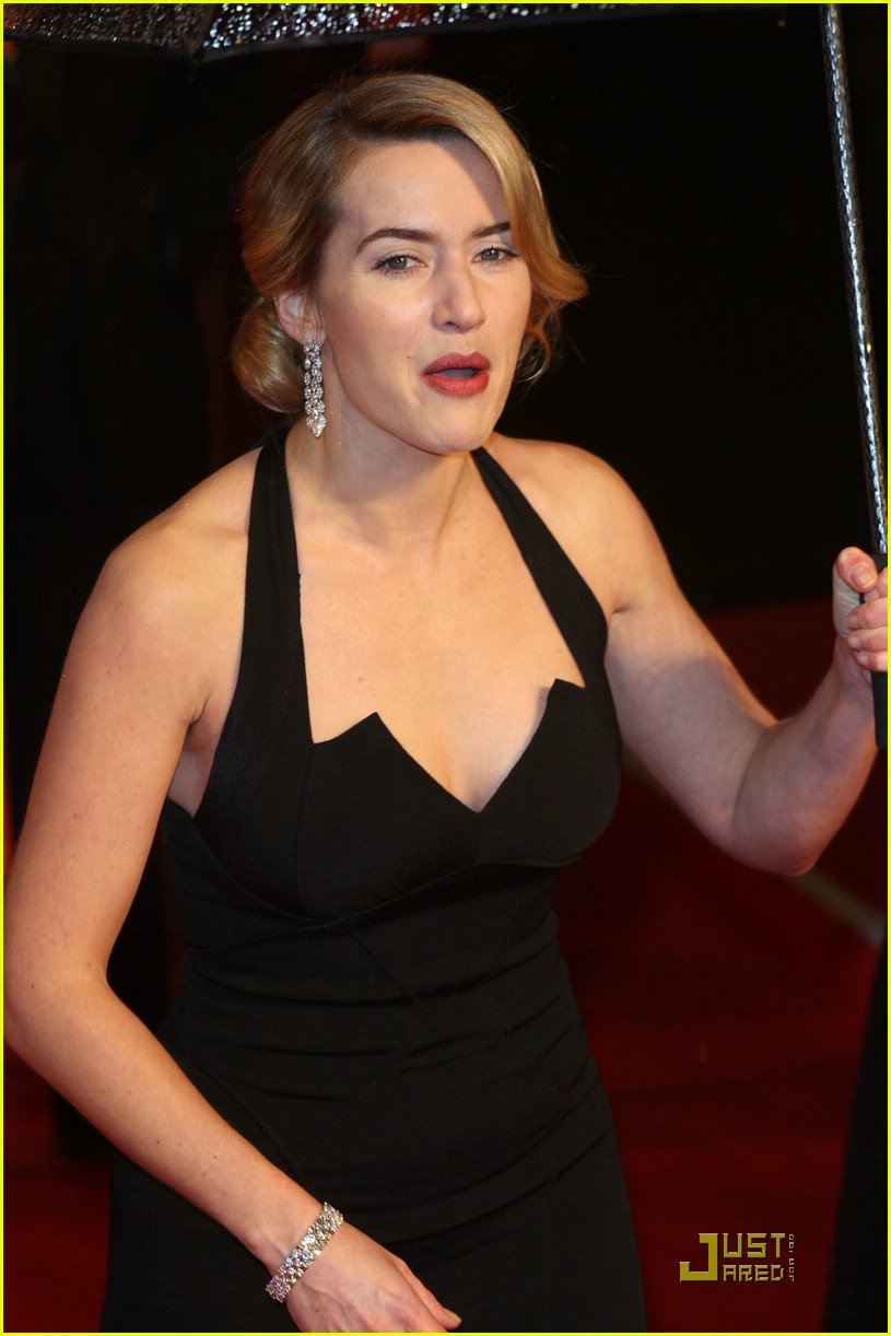 kate winslet bafta awards 57