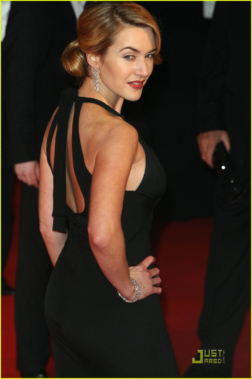 kate winslet bafta awards 59
