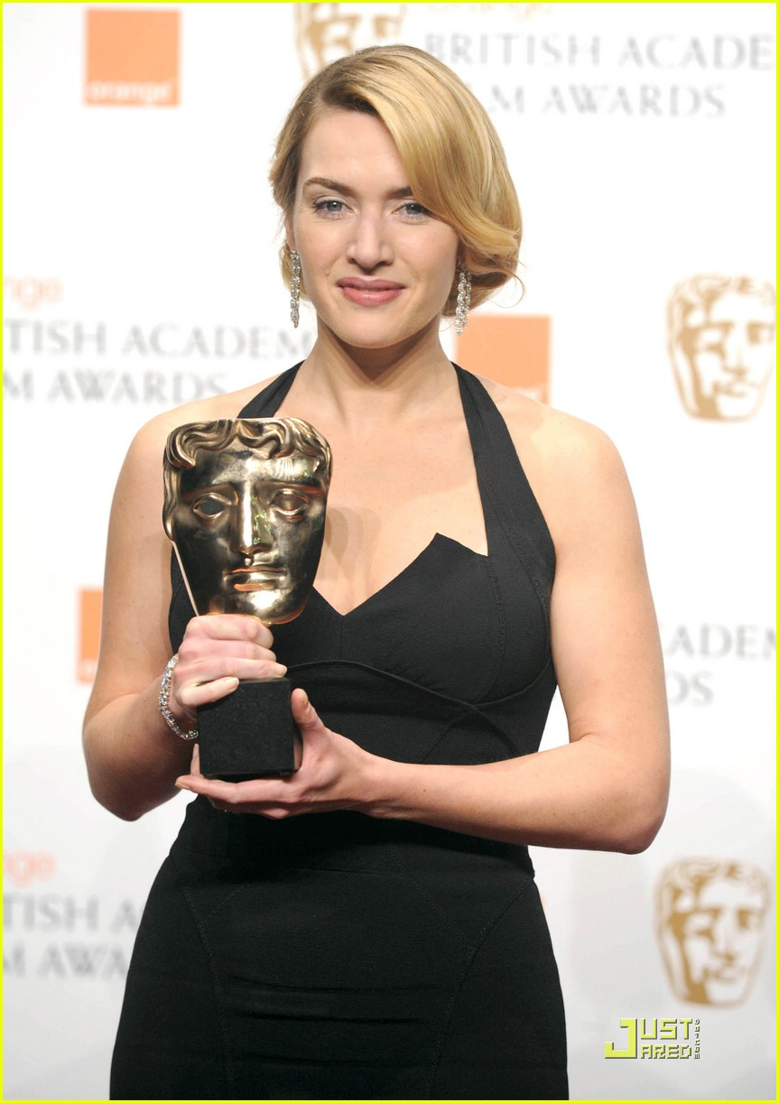 kate winslet bafta awards 62