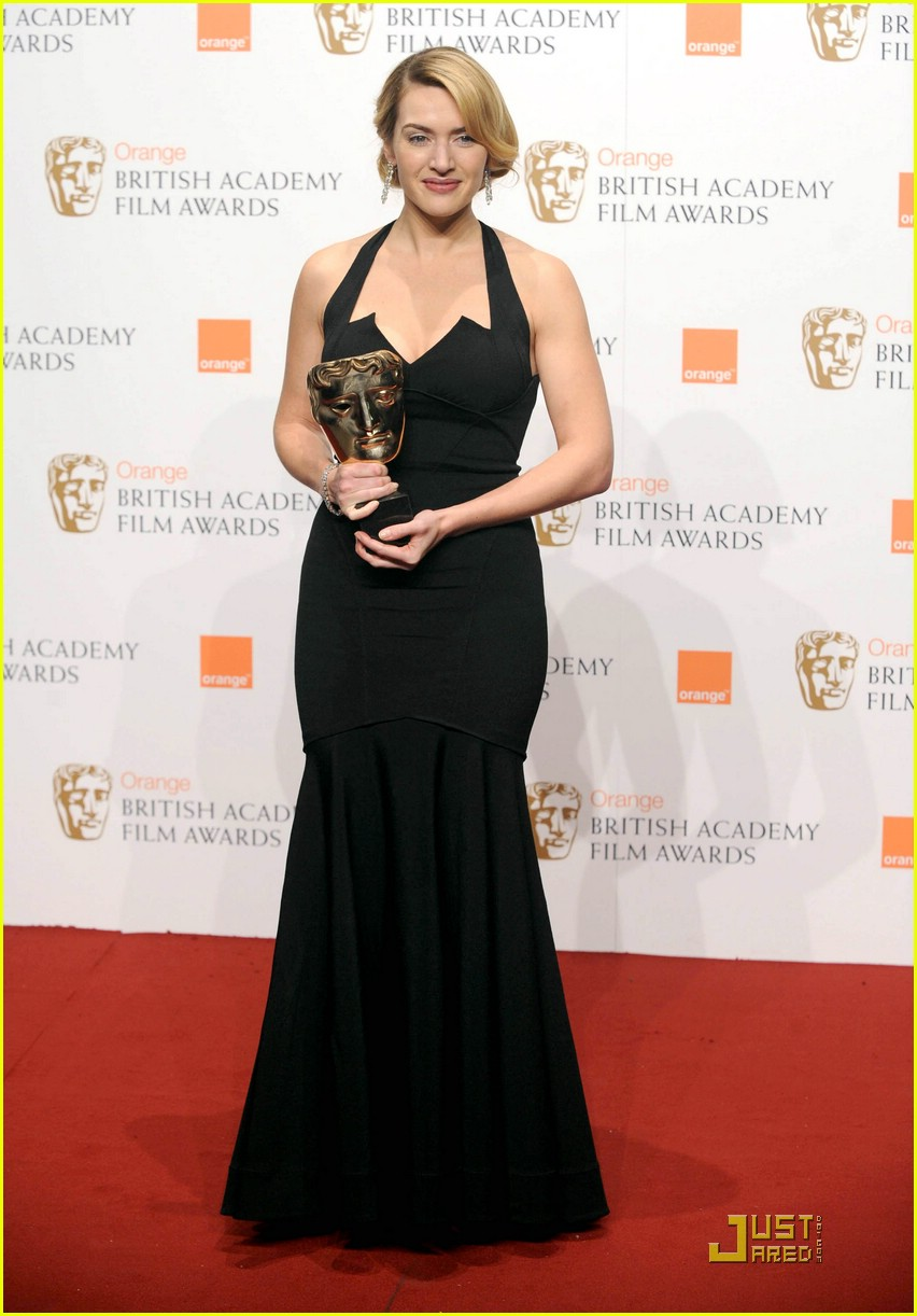 kate winslet bafta awards 63