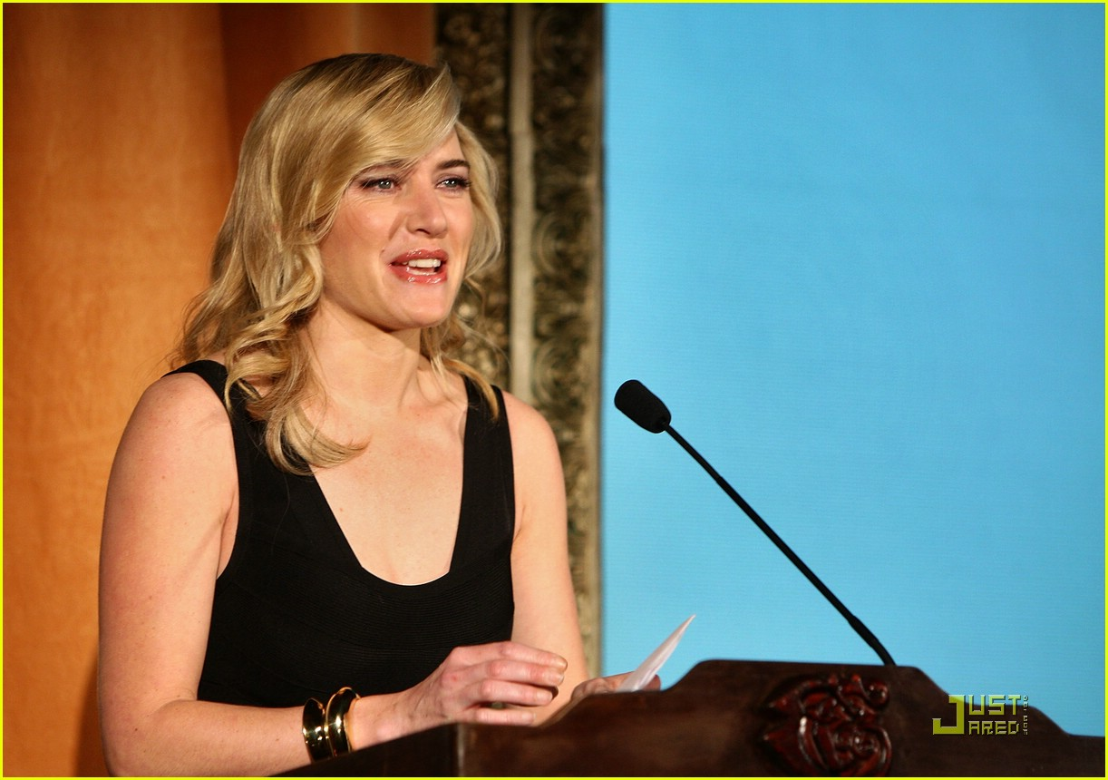 kate winslet honoring the irish 28