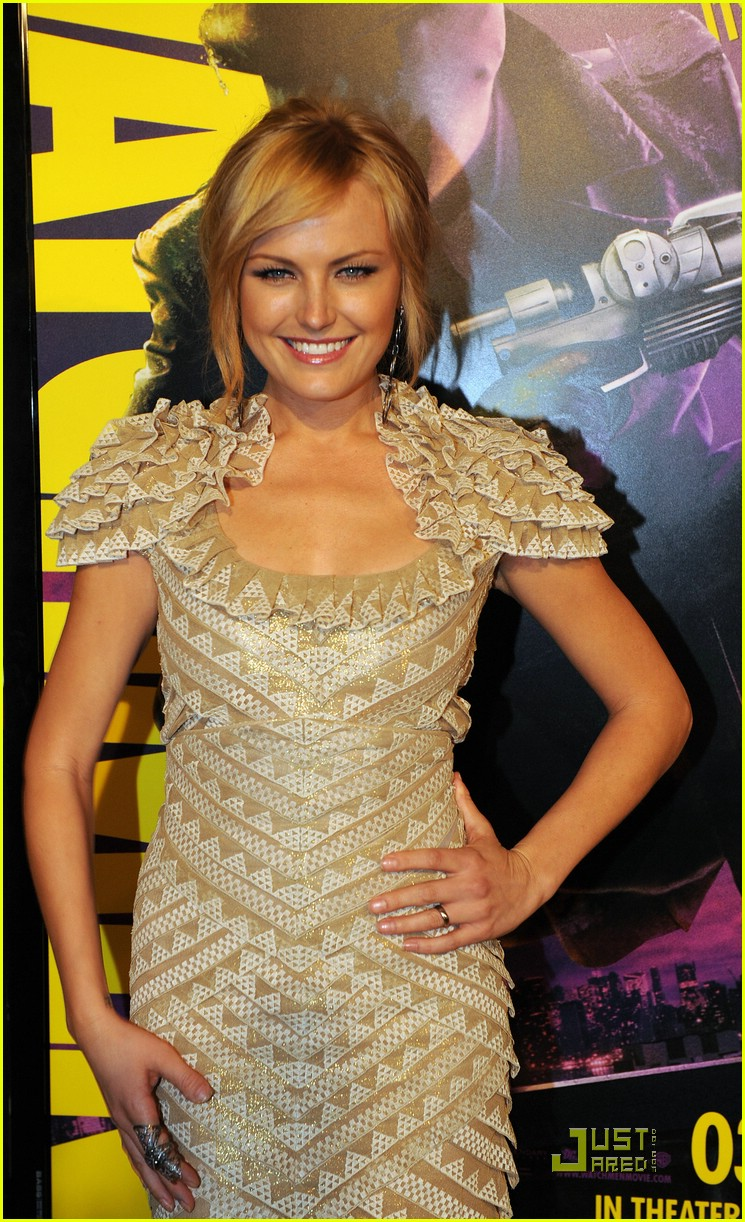malin akerman watchmen premiere 01