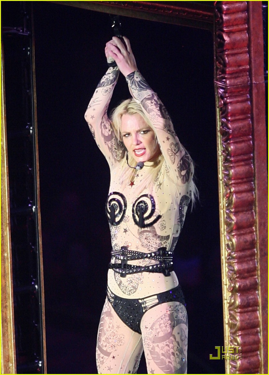 britney spears circus tour washington dc 061810511