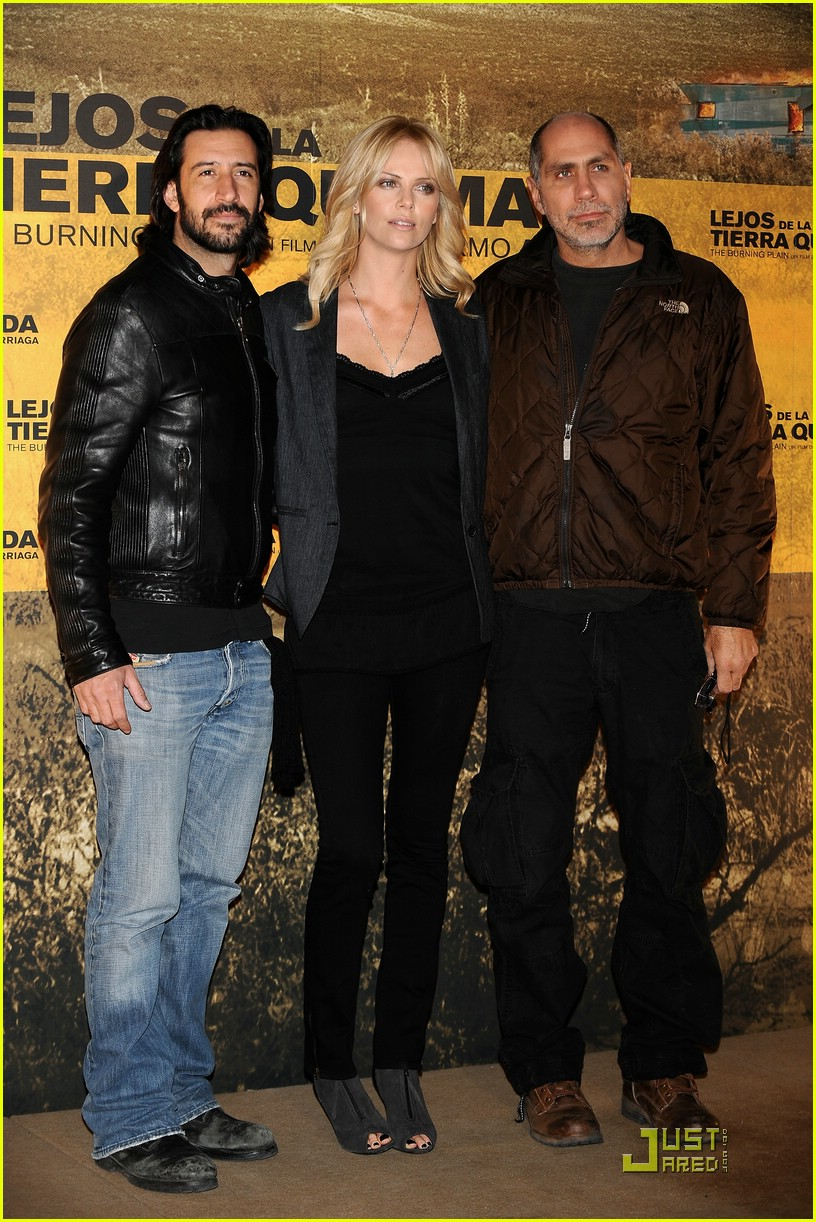 charlize theron the burning plain madrid 20