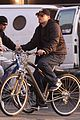 leonardo dicaprio smoking bicycle 08