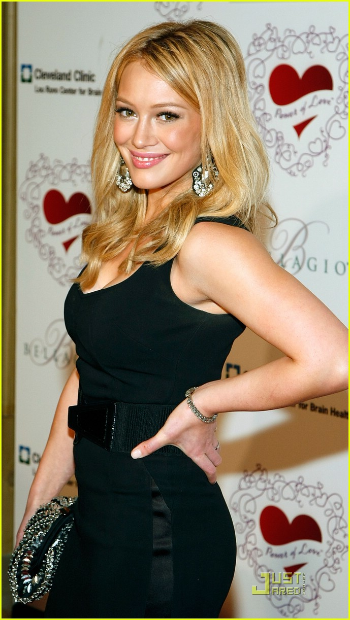 hilary duff keep the memory alive 25