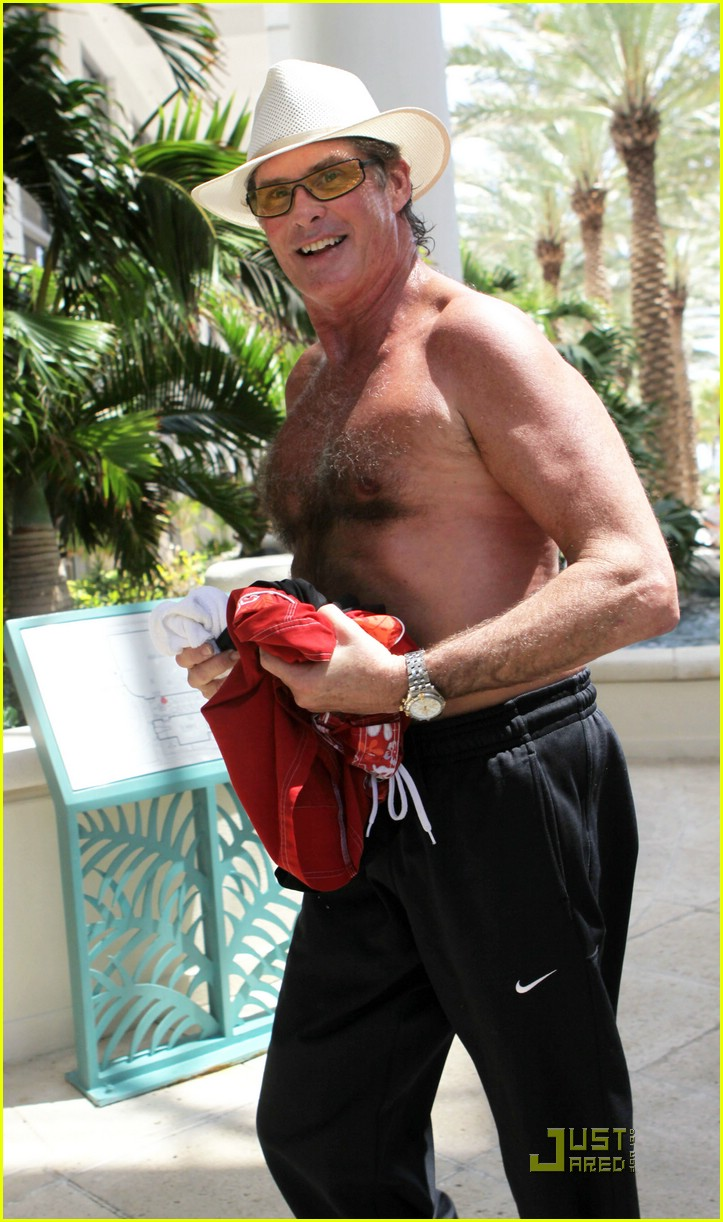 david hasselhoff jeremy jackson shirtless 111824681