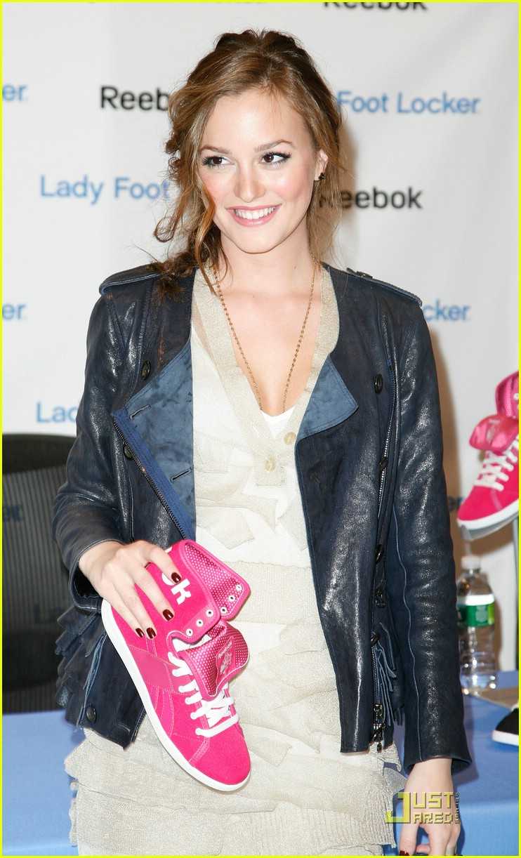 leighton meester top down reebok 05