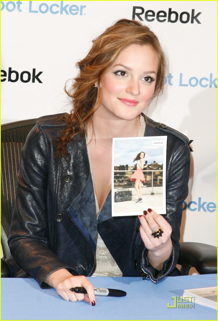 leighton meester top down reebok 11