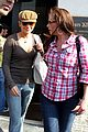 jennifer lopez leah remini shopping 04