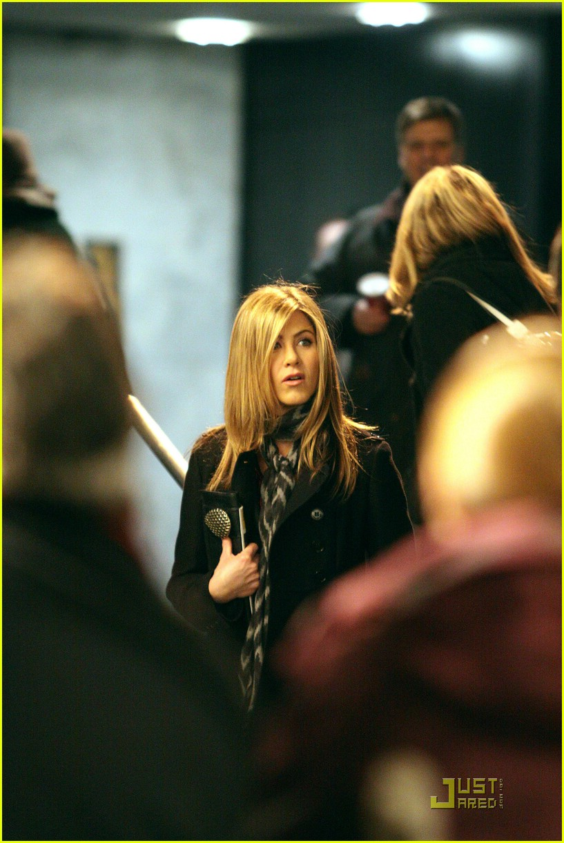 jennifer aniston kicks it into baster gear  photo 1878091