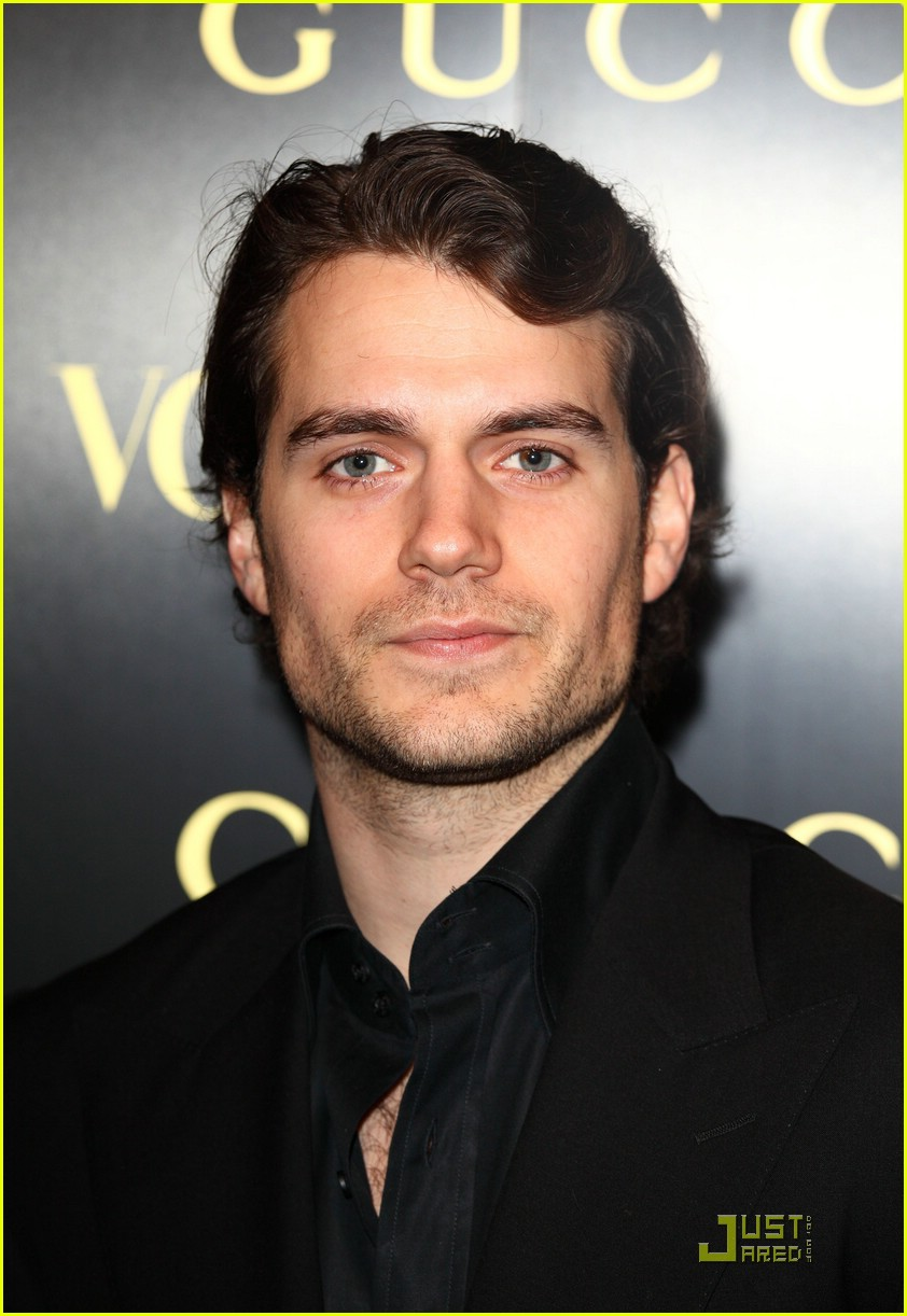 henry cavill gucci dinner 041827241