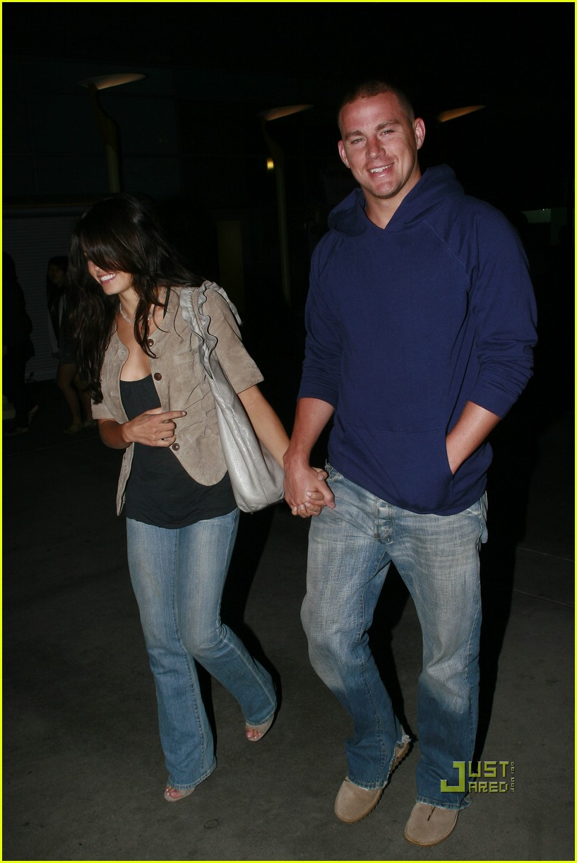 channing tatum jenna dewan sunset theatres 01