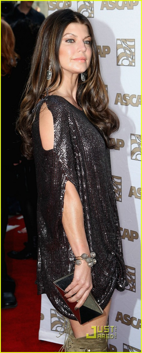 fergie ascap pop awards 2009 20