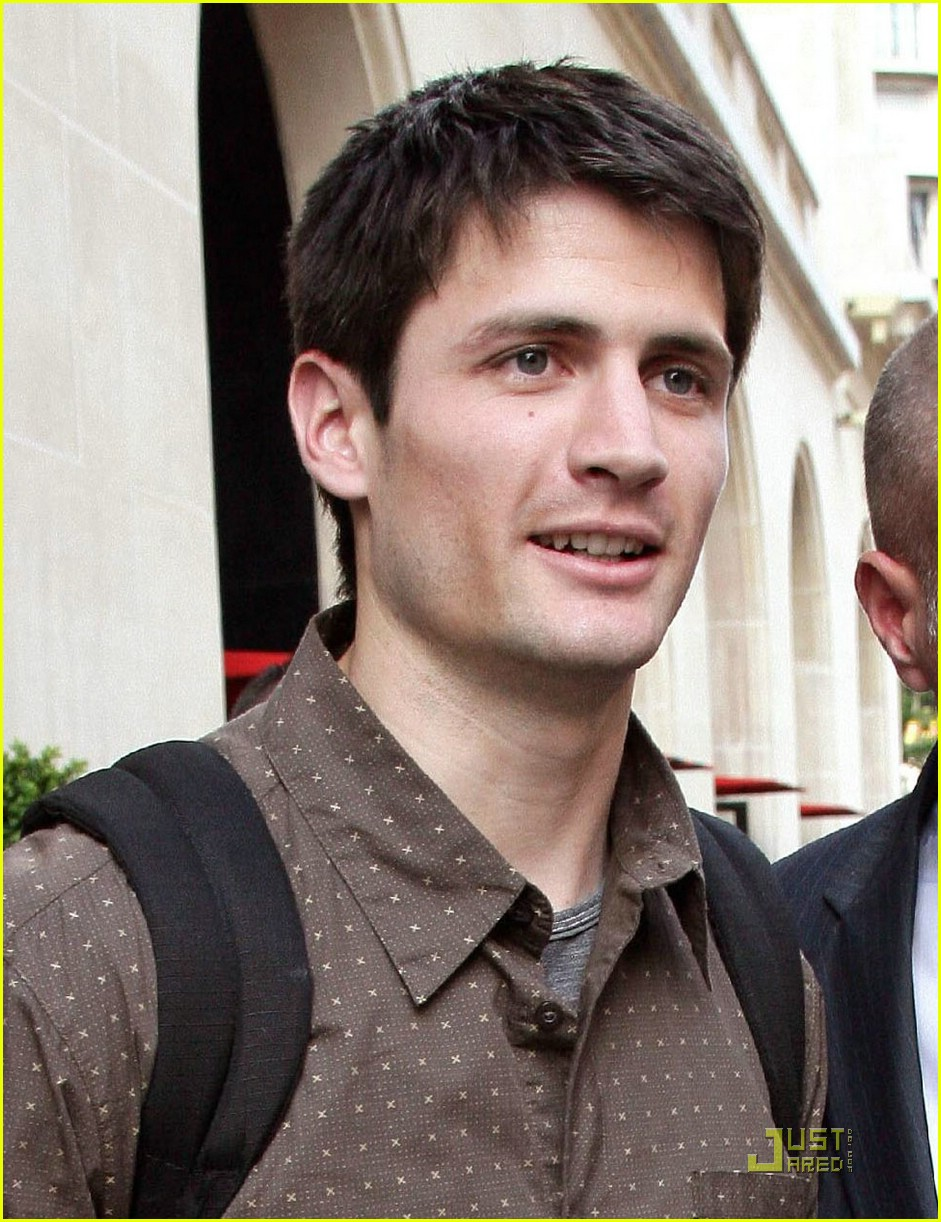 james lafferty paris france 05