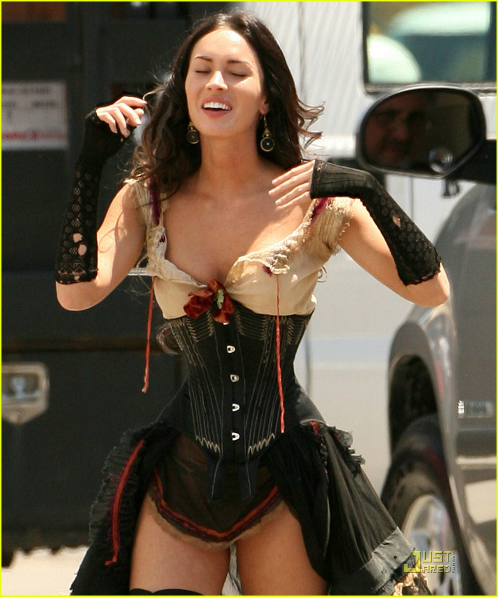 megan fox corest waist jonas hex 011882911