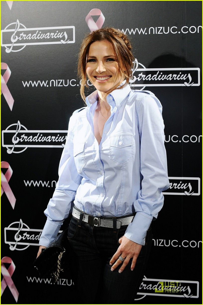 elsa pataky campaign against breast cancer 191839061