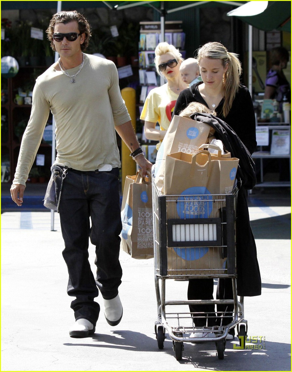 gwen stefani whole foods gavin rossdale 091848621