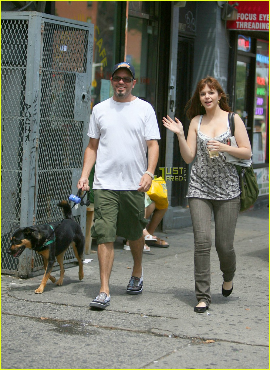 amber tamblyn david cross couple 04