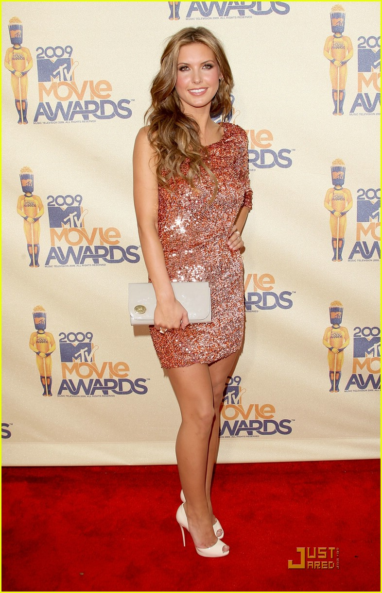 audrina patridge mtv movie awards 2009 01