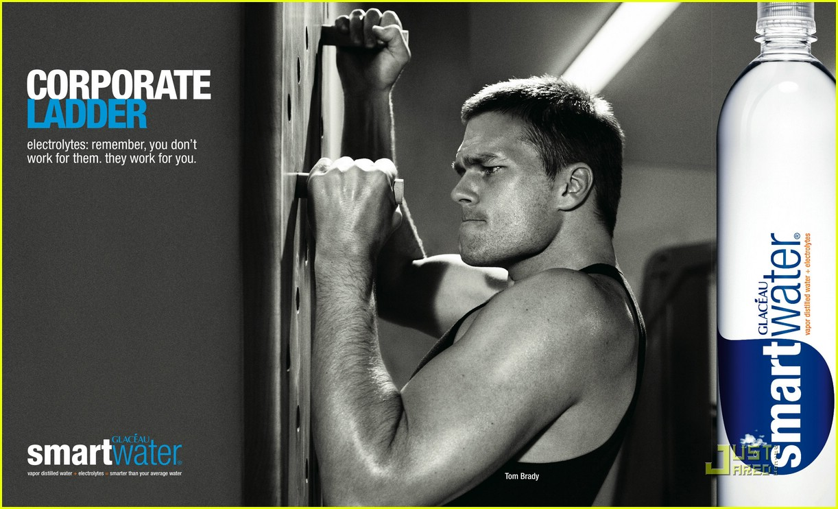 tom brady smartwater ads 02