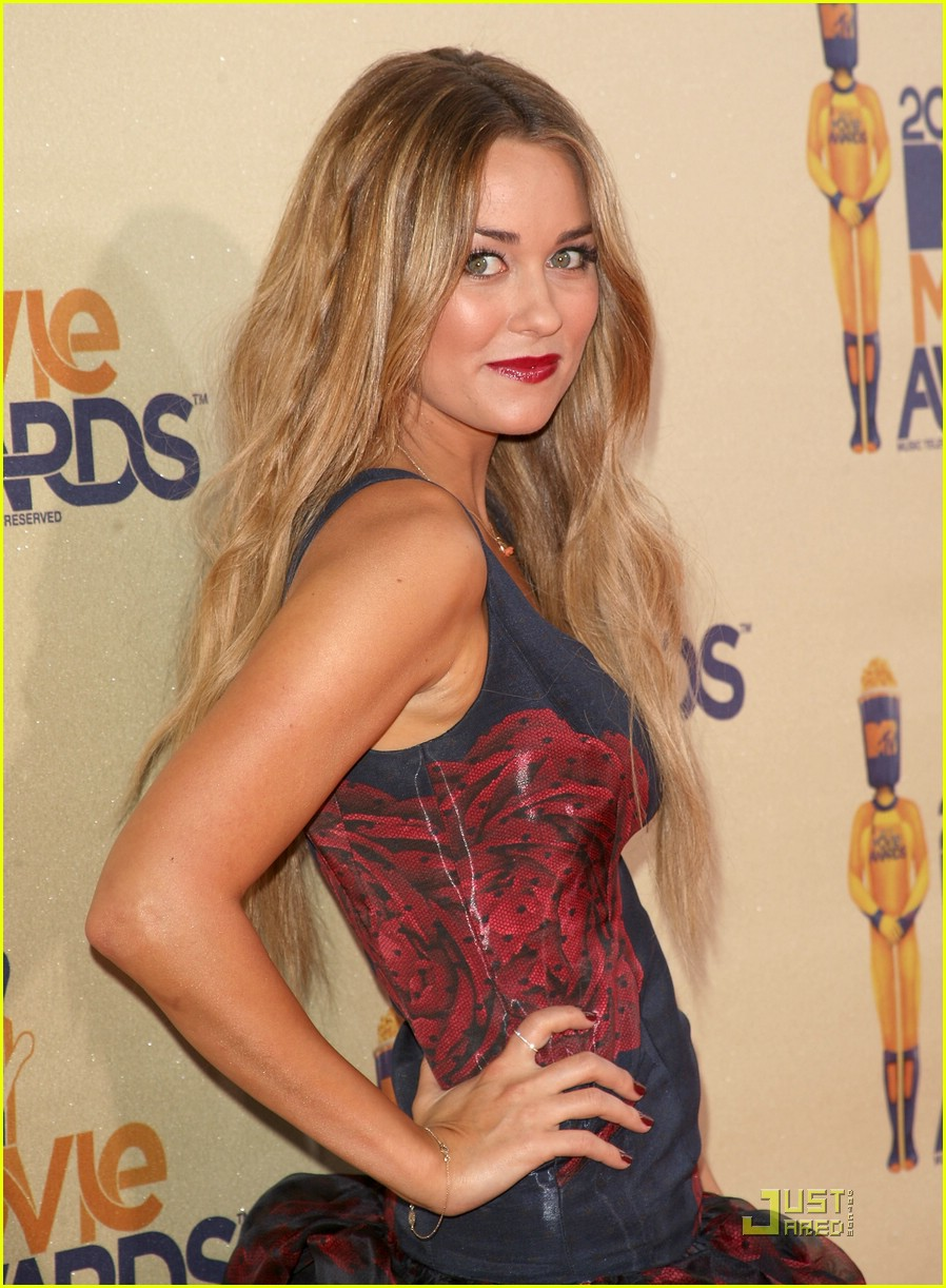 lauren conrad mtv movie awards 2009 02