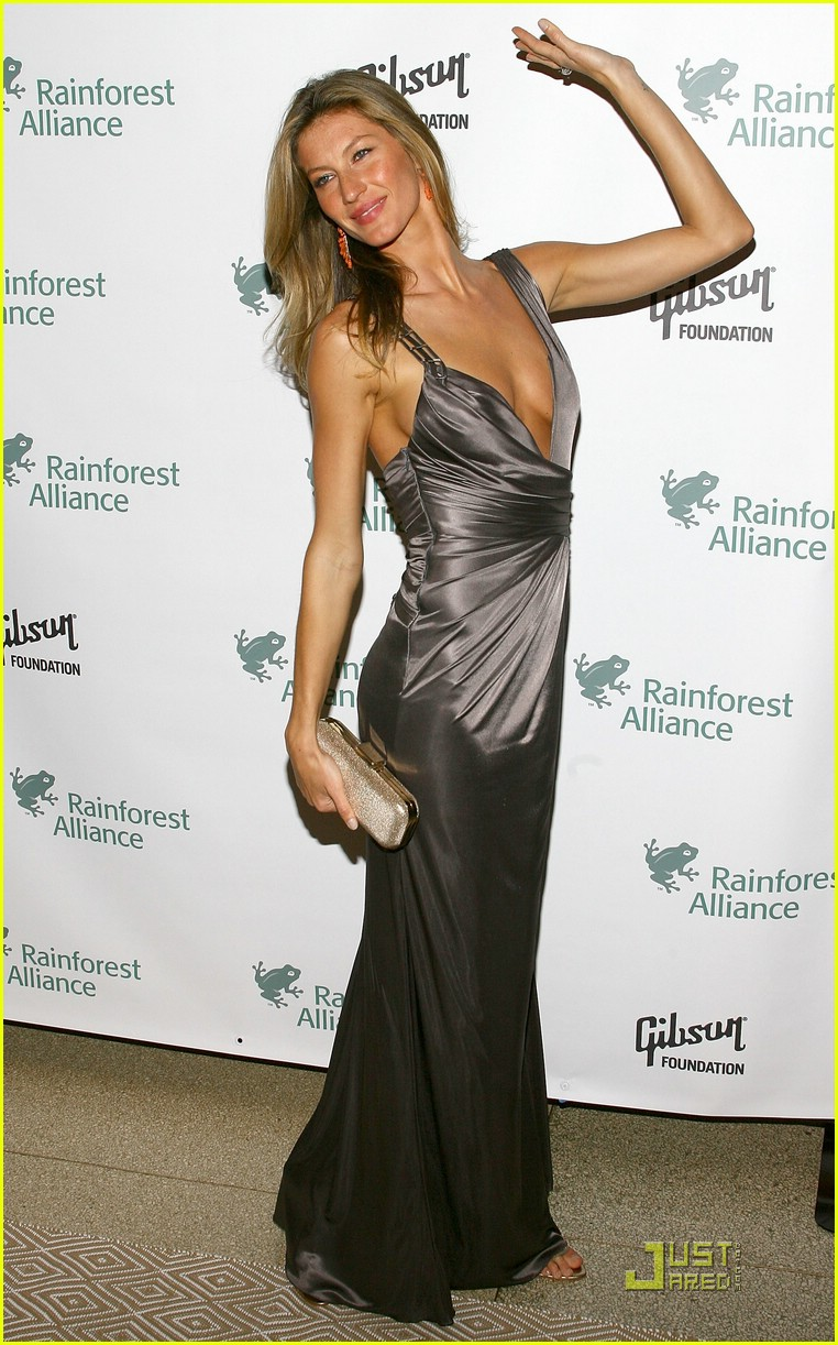 gisele bundchen rainforest alliance 11