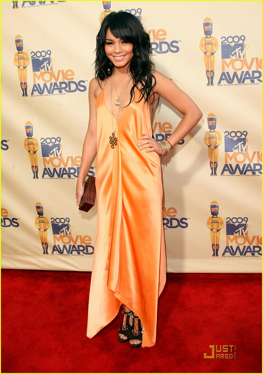vanessa hudgens mtv movie awards 2009 03