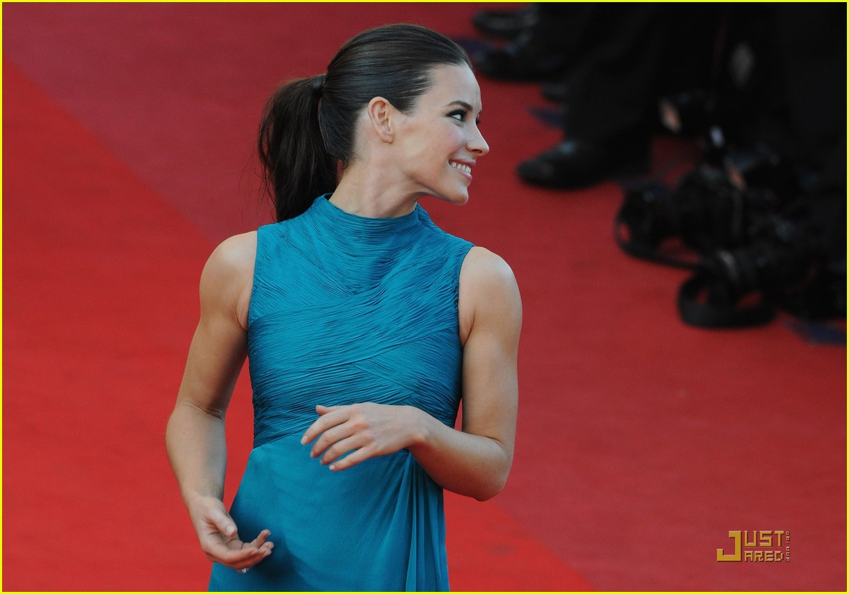 evangeline lilly with both - photo #42