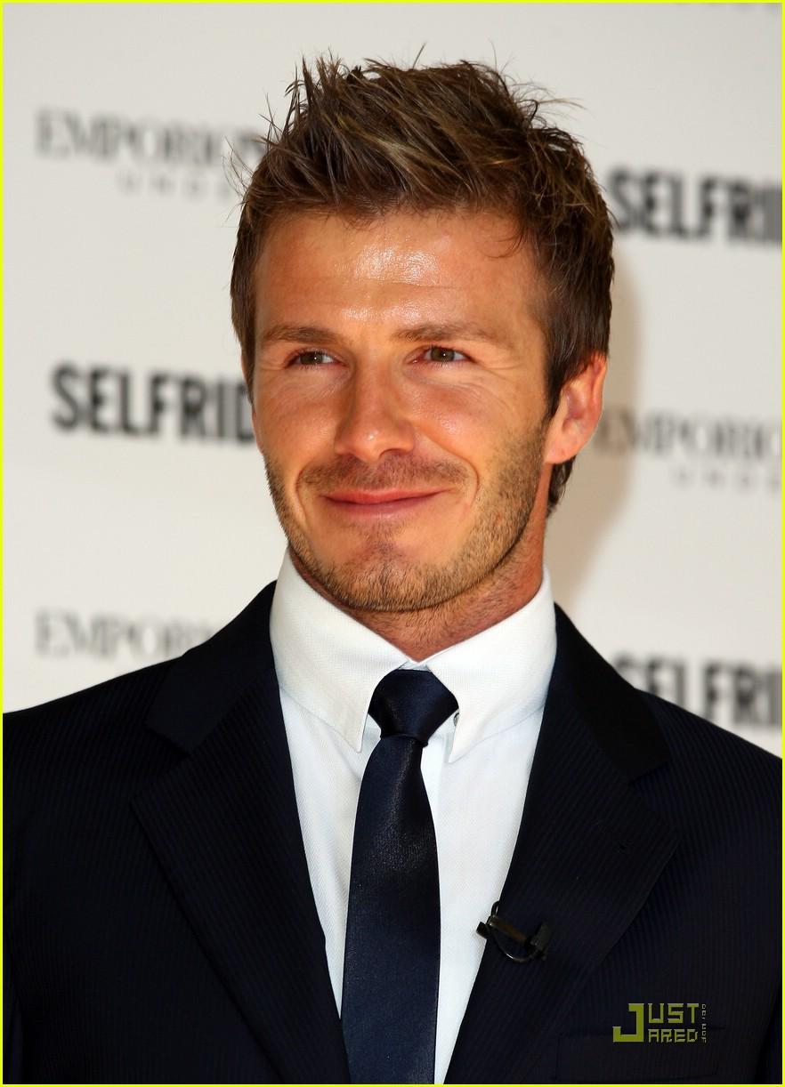 More Sexy David Beckham Armani Ads Photo David Beckham - David beckham armani hairstyle