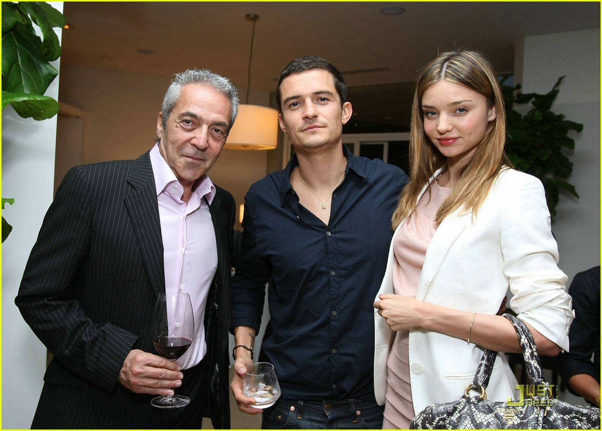 orlando bloom miranda kerr out audi 06