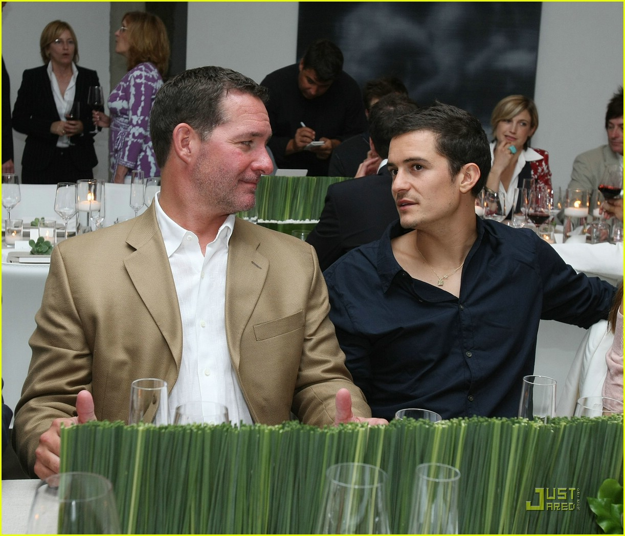 orlando bloom miranda kerr out audi 082009711