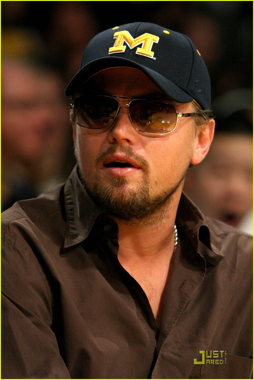 leonardo dicaprio is keen on kobe 091974991