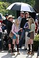 dakota fanning pink plaid princess 02