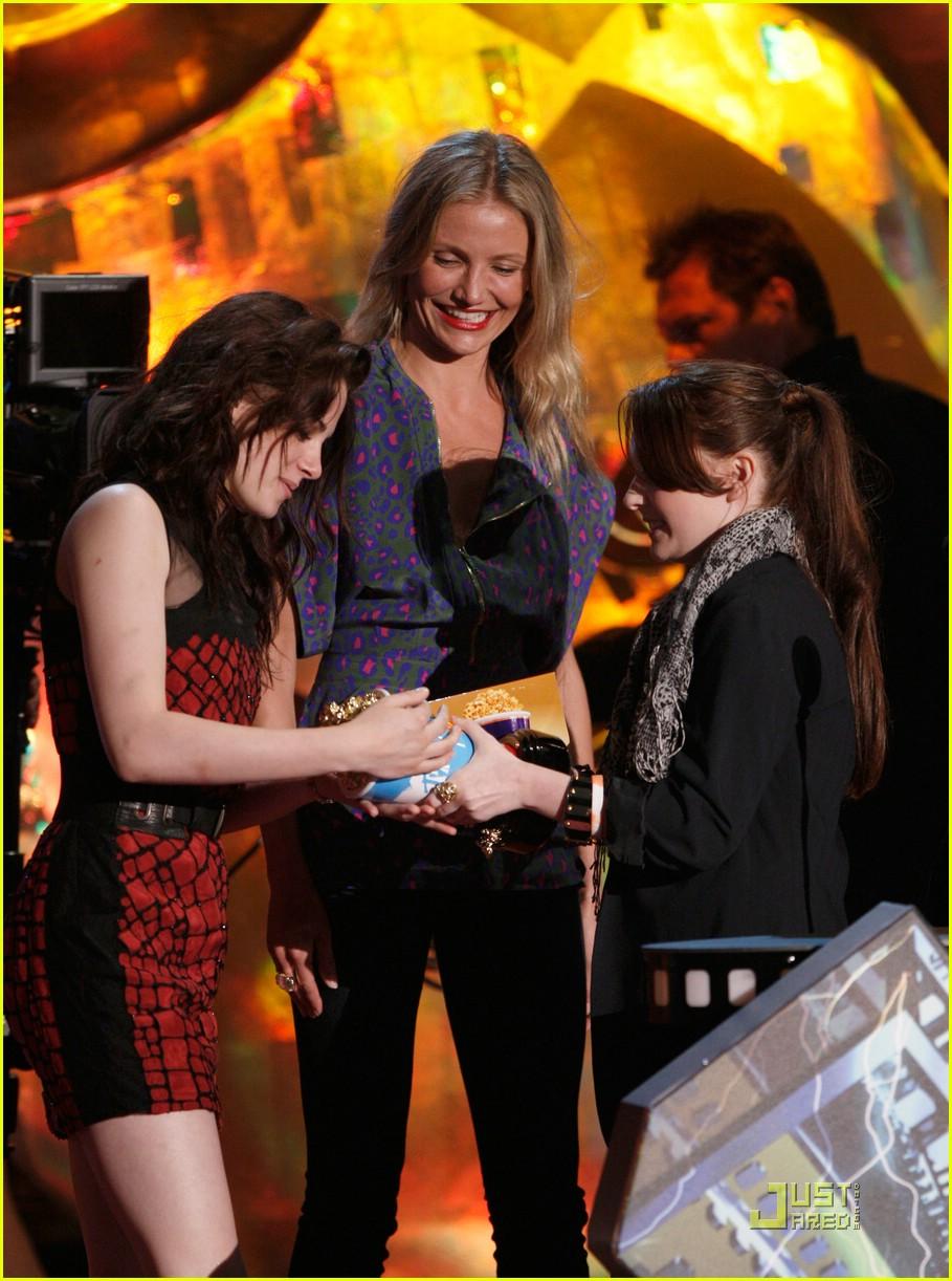 cameron diaz mtv movie awards 2009 17