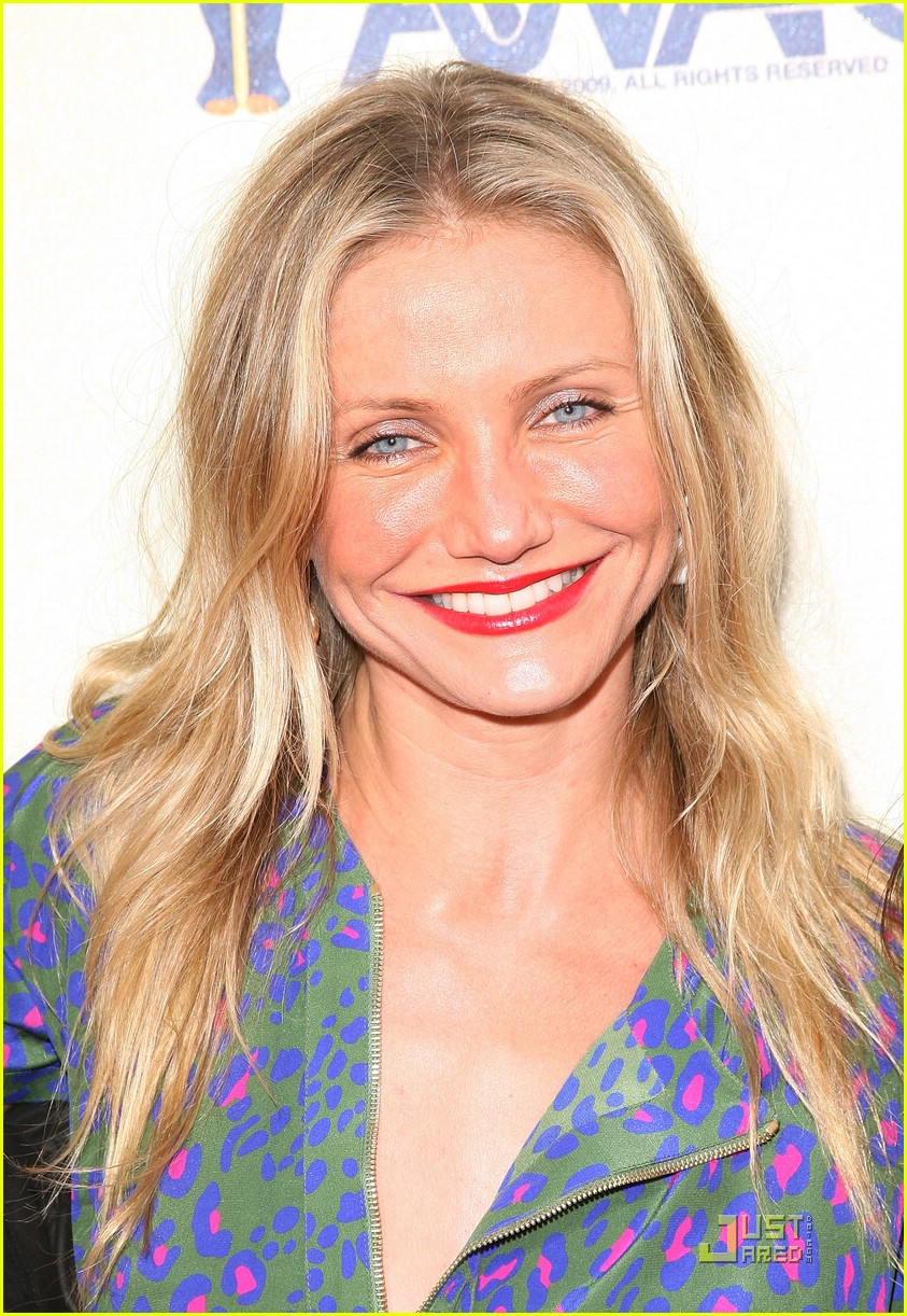 cameron diaz mtv movie awards 2009 19