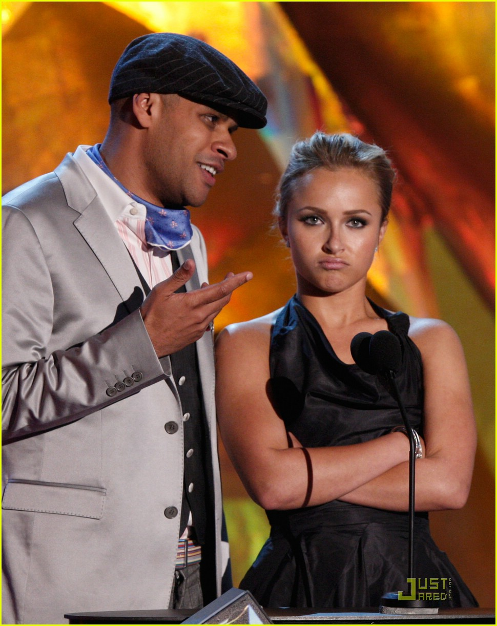 hayden panettiere mtv movie awards 2009 24