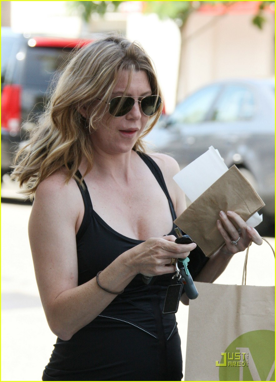 ellen pompeo perfectly pregnant 05 2012 IRA Young Adults Choices reading list