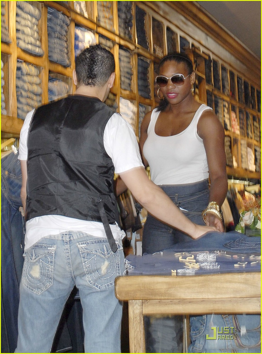 serena williams true religion 121979381