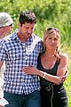 jennifer aniston gerard butler keep close off set 05