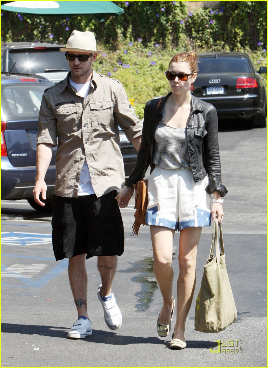 justin timberlake jessica biel fourth of july 08