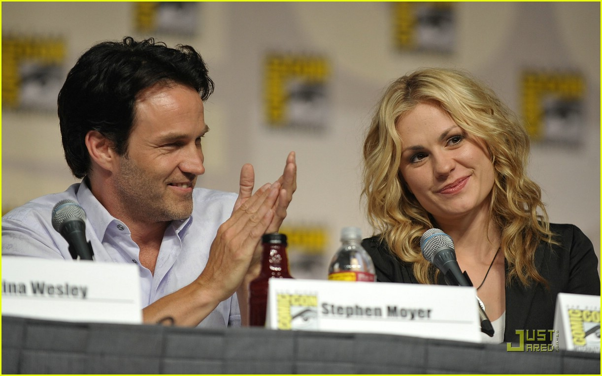 anna paquin stephen moyer comic con 16