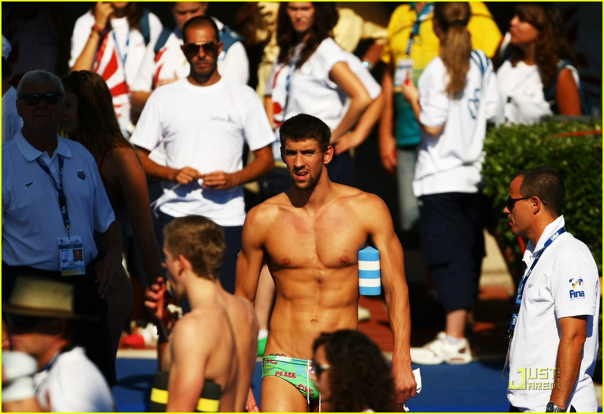 michael phelps shirtless 022077862