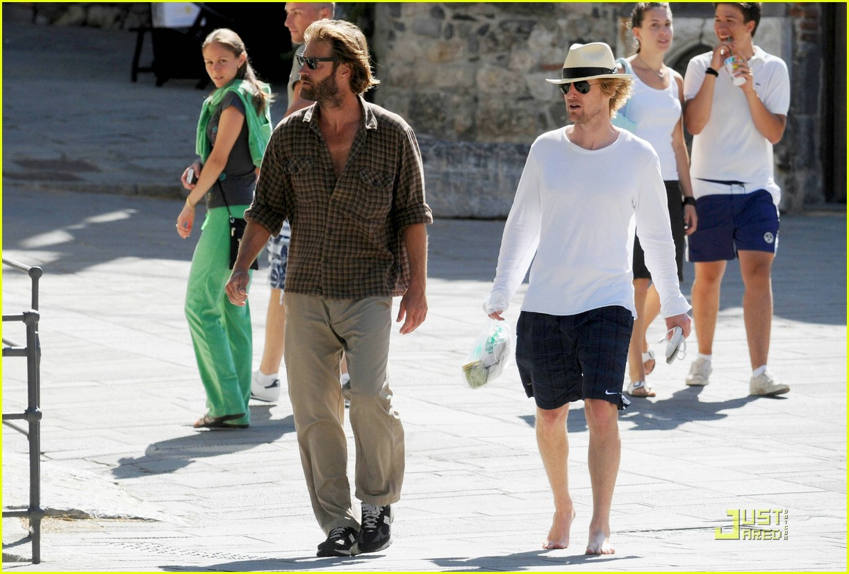 luke wilson shirtless saint tropez 091653101
