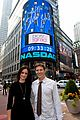 alexis bledel zach gilford nasdaq 02