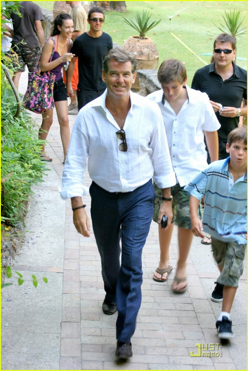 pierce brosnan ravello relatives 08