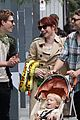 bryce dallas howard seth gabel son theodore 02