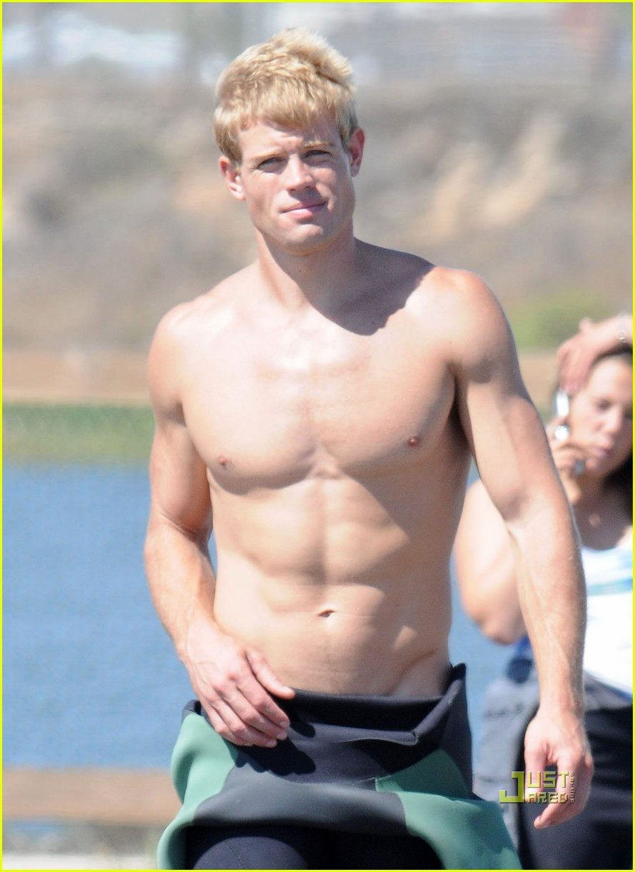 trevor donovan shirtless 15