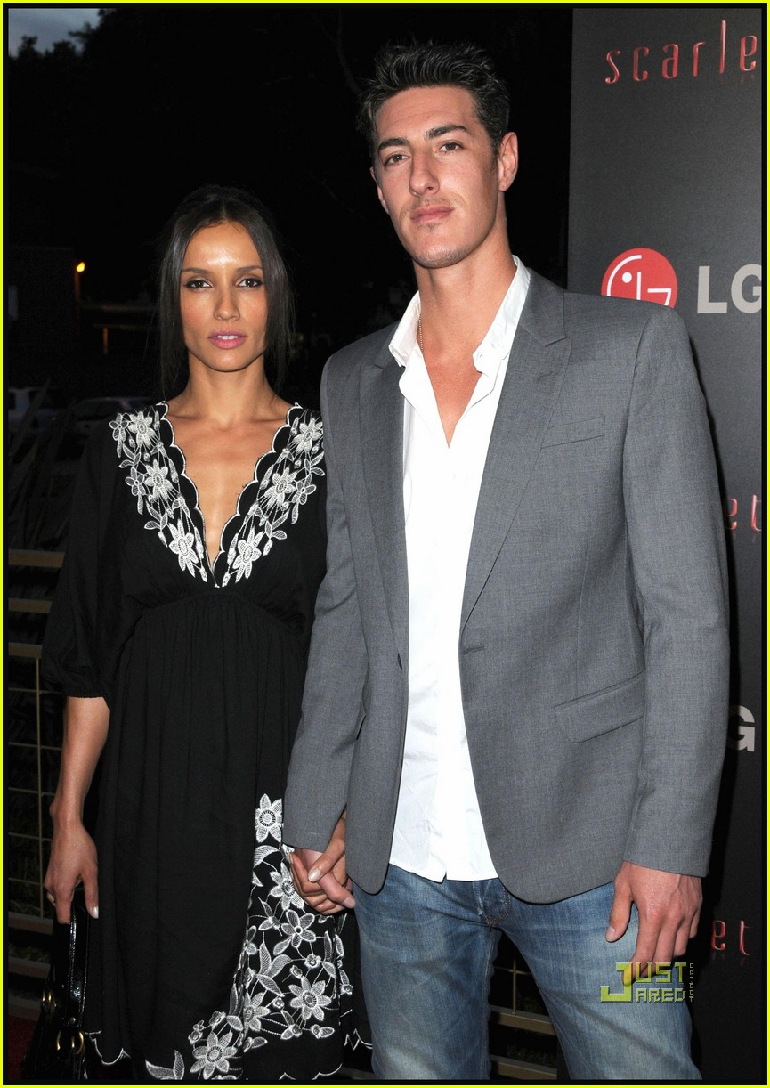 Eric Balfour Married Eric Balfour Leonor Varela