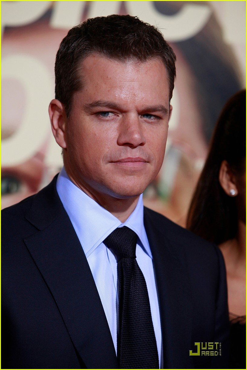 matt damon the informant 07